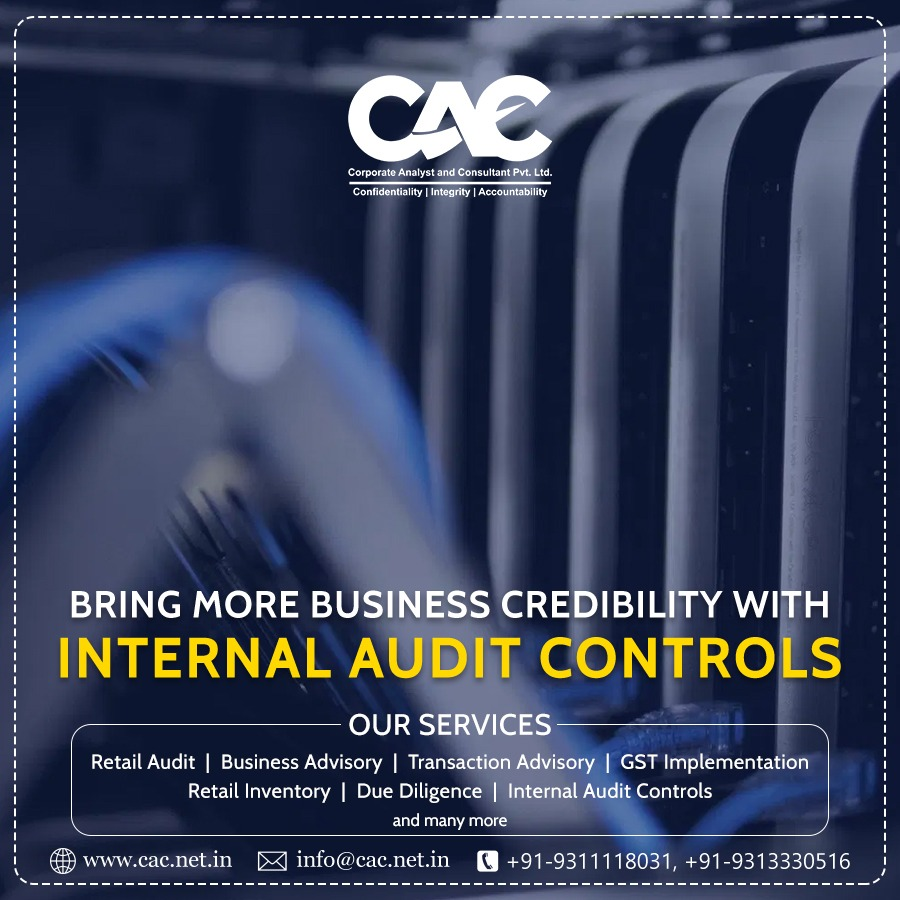 internal audit companies in India