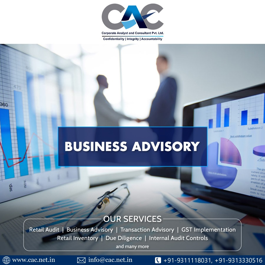 business advisory firms in India