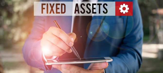 What can you get out of fixed asset management?