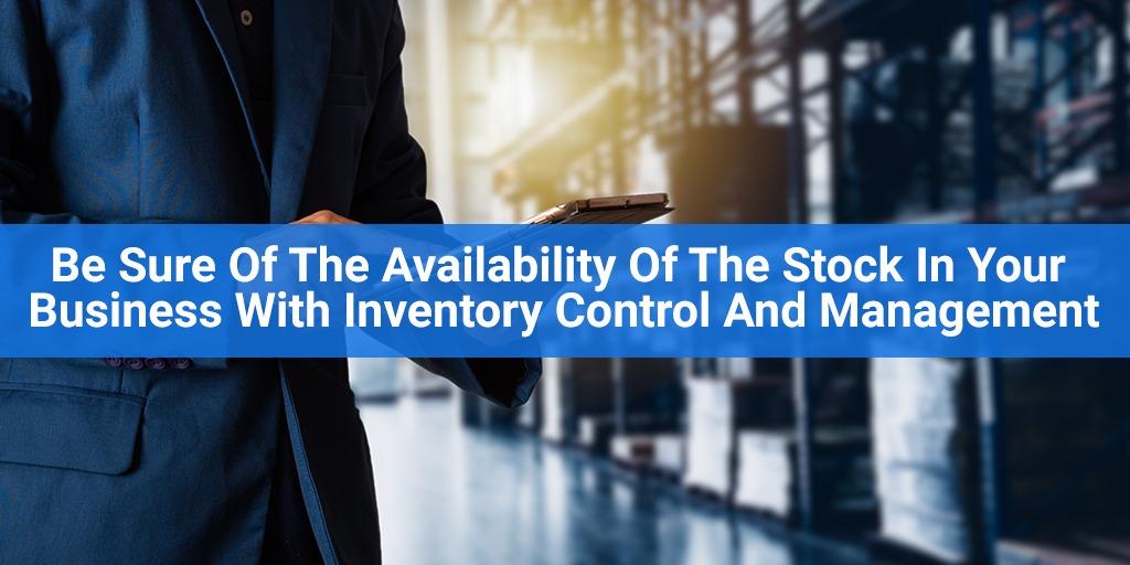 Inventory management in Delhi