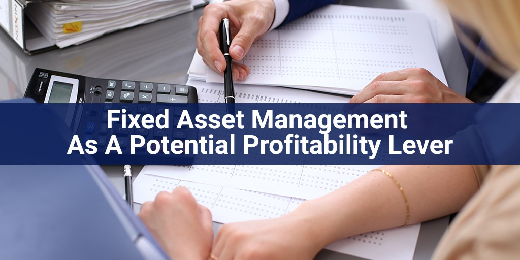 Fixed Asset Management As A Potential Profitability Lever